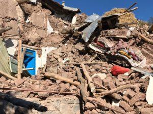 دستور فرمانده کل سپاه برای کمک به زلزلهزدگان