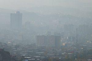آلودگی هوا مدارس تبریز و 3 شهر دیگر را به تعطیلی کشاند