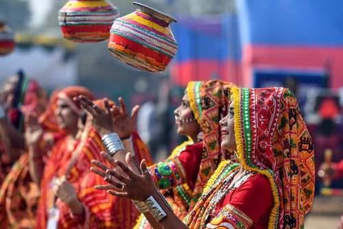 از جشنهای روز ملی هند در دهلینو تا شیوع ویروش کُشنده در چین