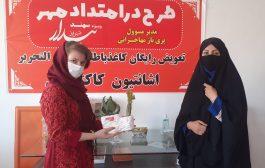 طرح درامتداد مهر دراستای توسعه نذورات فرهنگی درشهر سهند  اجراشد