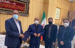 عباس رنجبر، رسماً شهردار تبریز شد