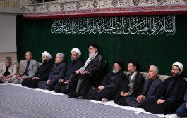 رهبر انقلاب در مراسم عزاداری اربعین: