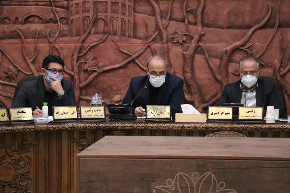 قدردان اقدامات شهرداری تبریز در مقابله با کرونا هستیم