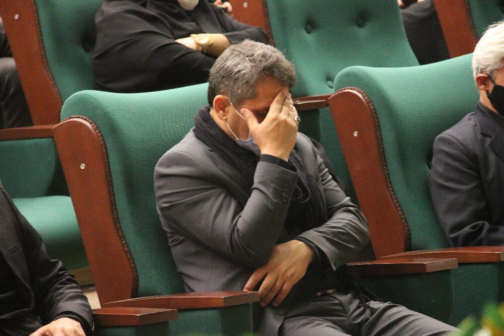شهردار تبریز به تماشای نمایش تئاتر حنای خون نشست