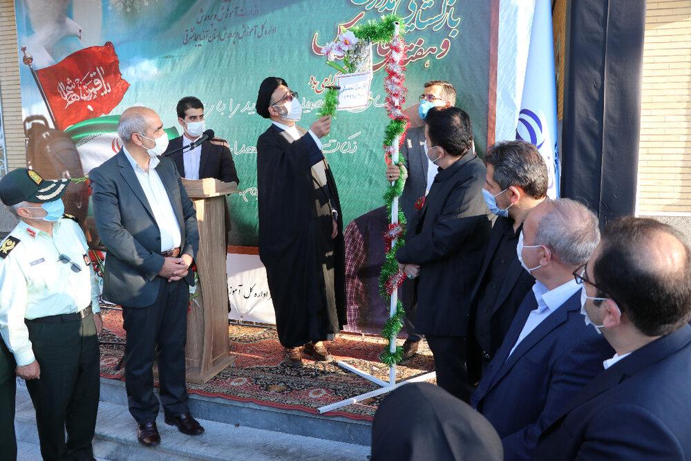 زنگ آغاز سالتحصیلی جدید در تبریز نواخته شد