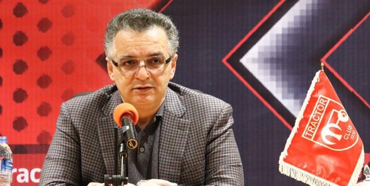 نمایش تیم با شجاعی مانند تراکتور دوران تونی اولیویرا است/از هواداران به دلیل انتخاب منصوریان عذرخواهی میکنم