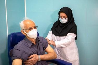 واکسیناسیون عمومی سالمندان در تبریز